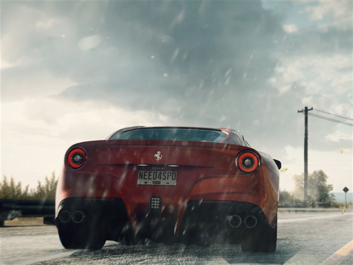 Need for Speed​​: Rivals Jeu HD Fond d'écran Vues:6410