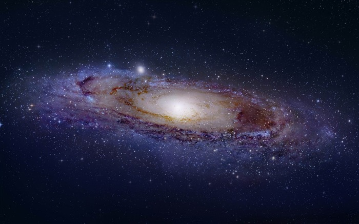 andromeda-Space Universe Photography Wallpaper Views:17554