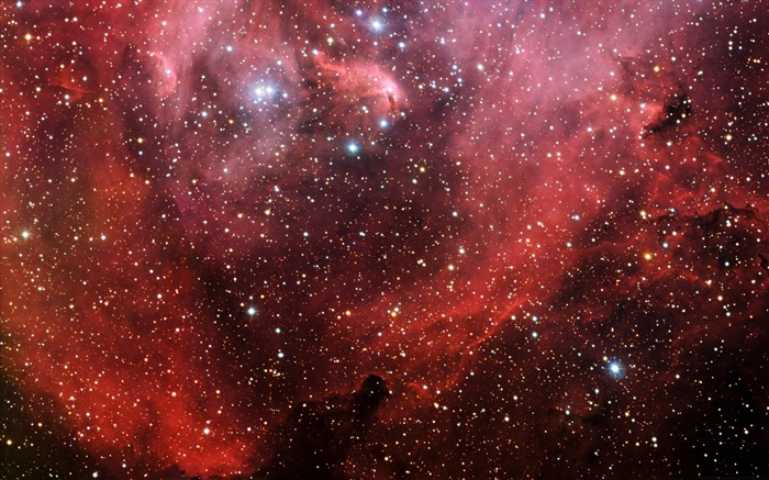 millions of stars-Space Universe Photography Wallpaper Views:14508