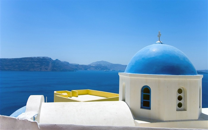 oia-Greece Travel photography wallpaper Views:4401