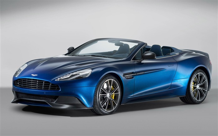 2014 Aston Martin Vanquish Volante Auto HD Wallpaper Views:5706