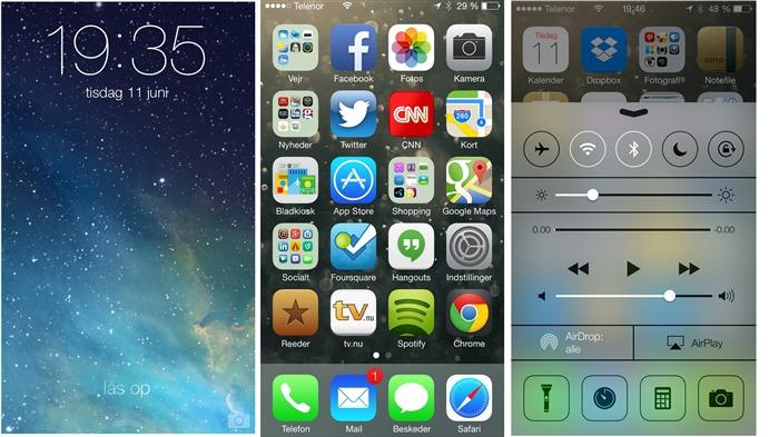 Ios 7 Iphone Wallpaper: Apple IOS 7 IPhone HD Widescreen Wallpapers Album List