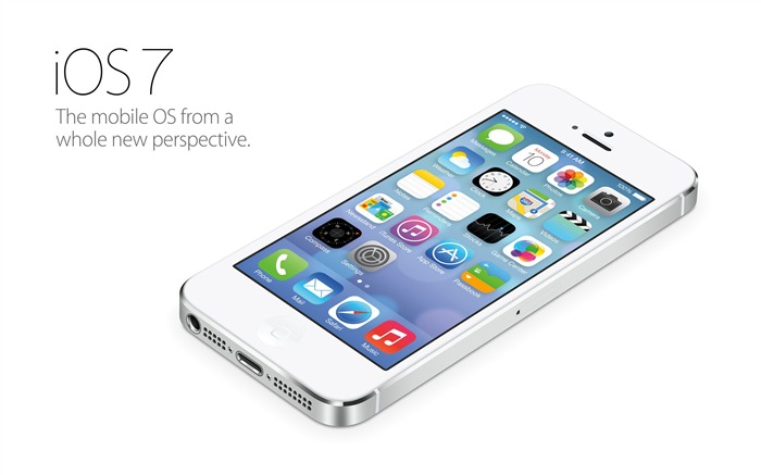 Apple iOS 7 iPhone HD Widescreen Wallpapers Views:18055