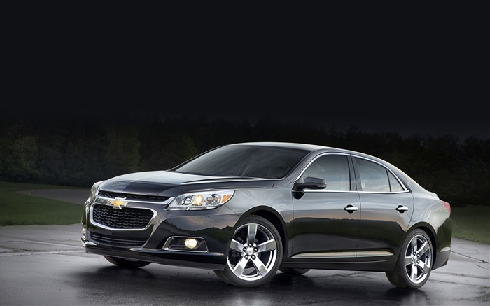 Chevrolet Malibu 2014 Auto HD Desktop Wallpaper Views:4503