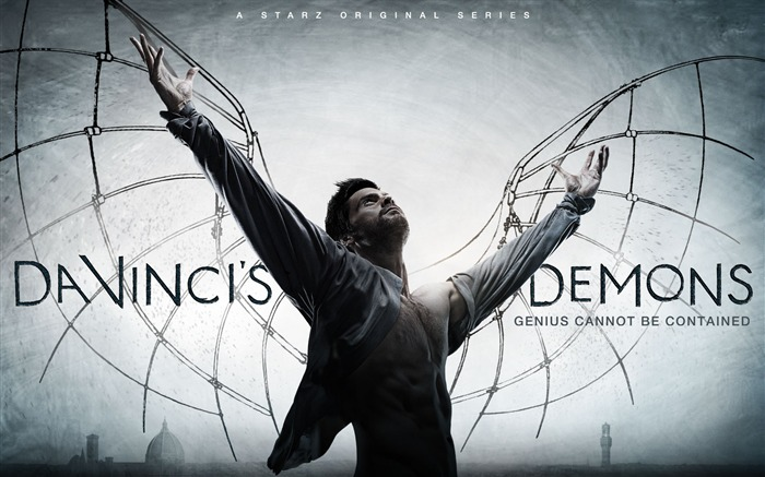 Da Vincis Demons Season 1 TV Series HD wallpaper Views:11961