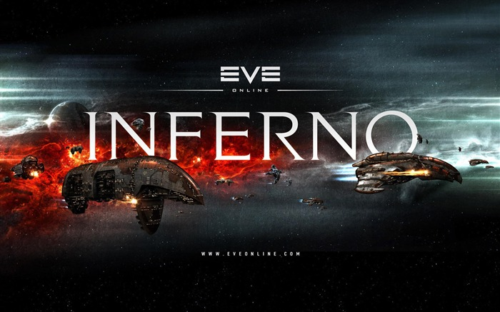 EVE Online HD game desktop wallpaper Views:7907