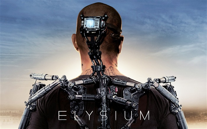 Elysium 2013 Movie HD Desktop Wallpaper Views:11014