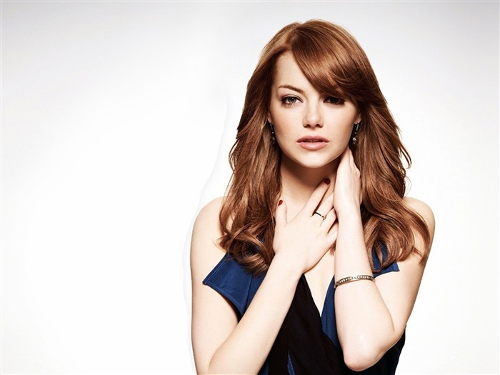 Emma Stone -beauty photo HD wallpaper Views:7072 Date:6/6/2013 9:52:25 PM