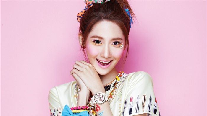 Lim YoonA Girls Generation Beauty Photo Wallpaper 04 Views:4190