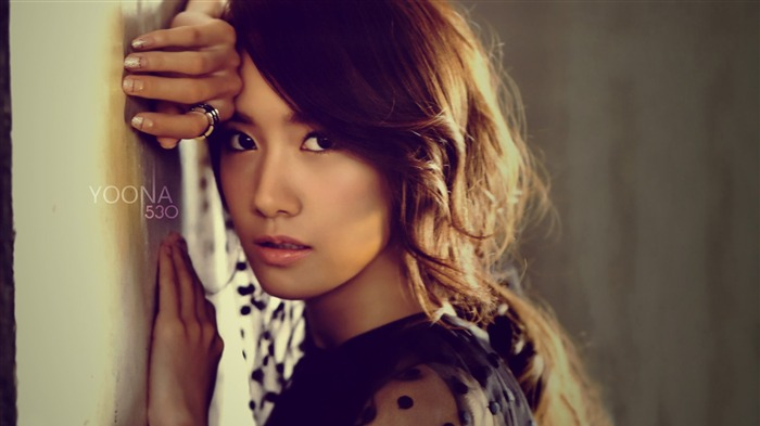 Lim YoonA Girls Generation Beauty Photo Wallpaper 06 Views:3516