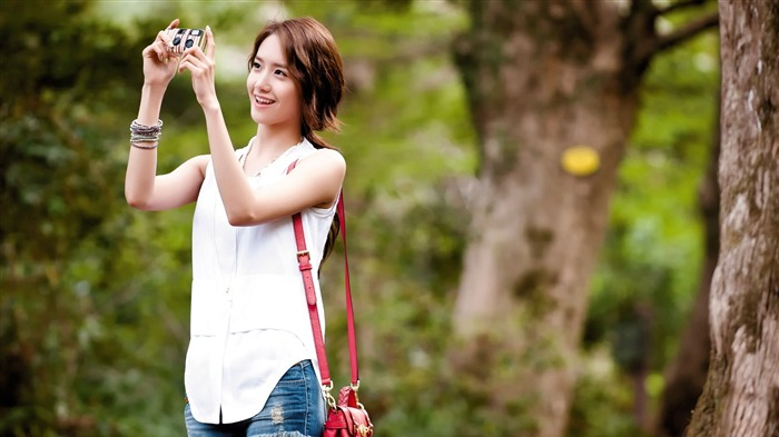 Lim YoonA Girls Generation Beauty Photo Wallpaper 11 Views:4506