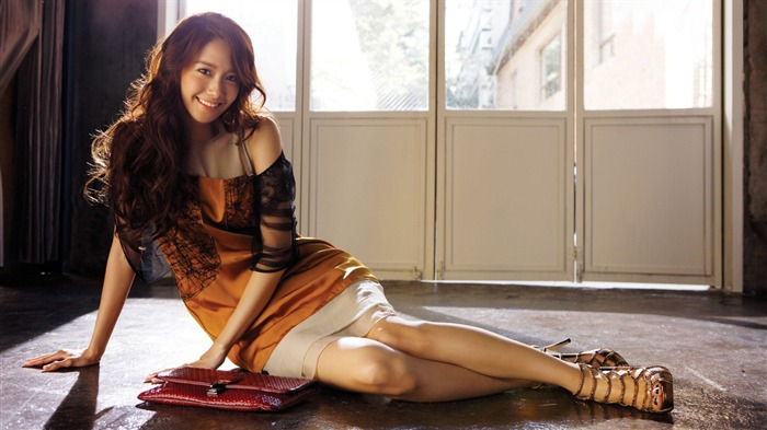 Lim YoonA Girls Generation Beauty Photo Wallpaper 15 Views:7897