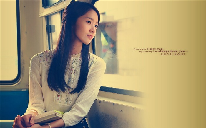Lim YoonA Girls Generation Beauty Photo Wallpaper 17 Views:2516