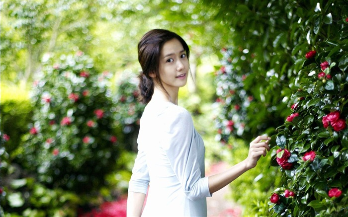 Lim YoonA Girls Generation Beauty Photo Wallpaper 18 Views:2349