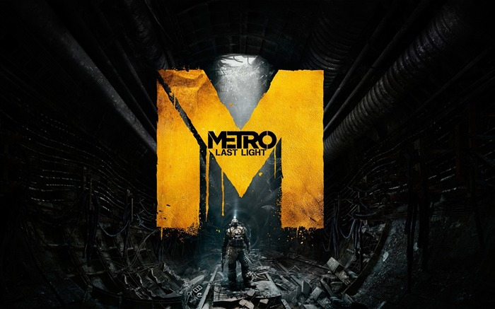 Metro Last Light Game HD Desktop Wallpaper Views:12892