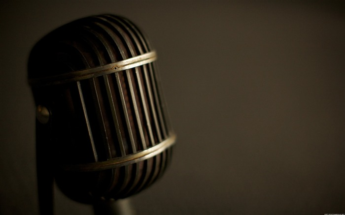 Old professional microphone-Life photography HD wallpaper Views:7516 Date:6/15/2013 12:29:13 AM