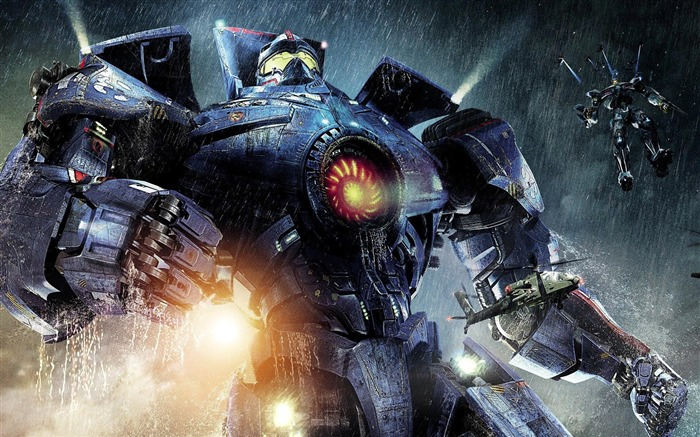 Pacific Rim 2013 Movie HD Desktop Wallpaper Views:12021