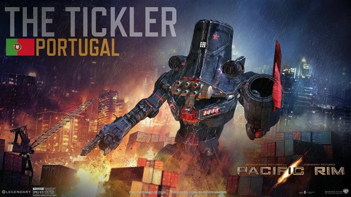The Tickler Portugal-Pacific Rim 2013 Movie HD Desktop Wallpaper Views:5044