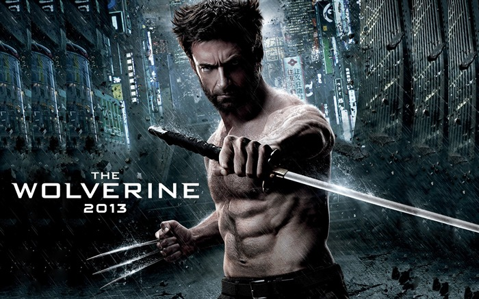 The Wolverine 2013 Movie HD Desktop Wallpaper Views:20010
