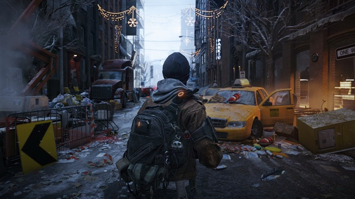 Tom Clancys The Division Game HD Desktop Wallpaper 03 Views:2839