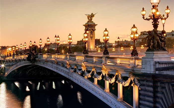france paris alexander bridge-Photography HD wallpaper Views:13743 Date:6/20/2013 10:00:37 PM