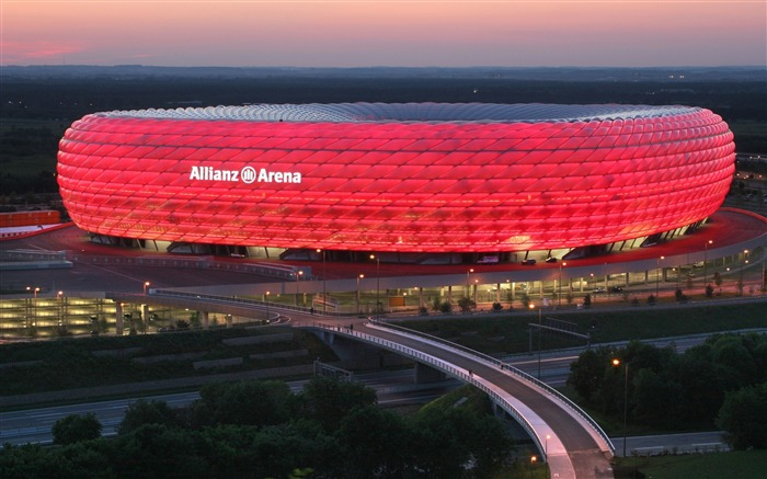 munich germany allianz arena-Sports HD Widescreen Wallpaper Views:22575 Date:6/23/2013 11:37:57 AM