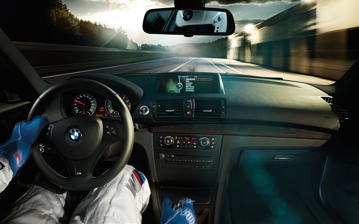 racer bmw speed track-Sports HD Widescreen Wallpaper Views:5586 Date:6/23/2013 11:38:46 AM