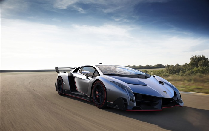 2013 Lamborghini Veneno Cars HD Wallpaper Views:6900