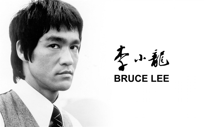 Bruce Lee-Kung Fu 40th Anniversary Wallpaper Views:13474