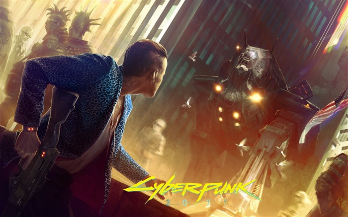 Cyberpunk-2013 Game HD Wallpaper Views:4479