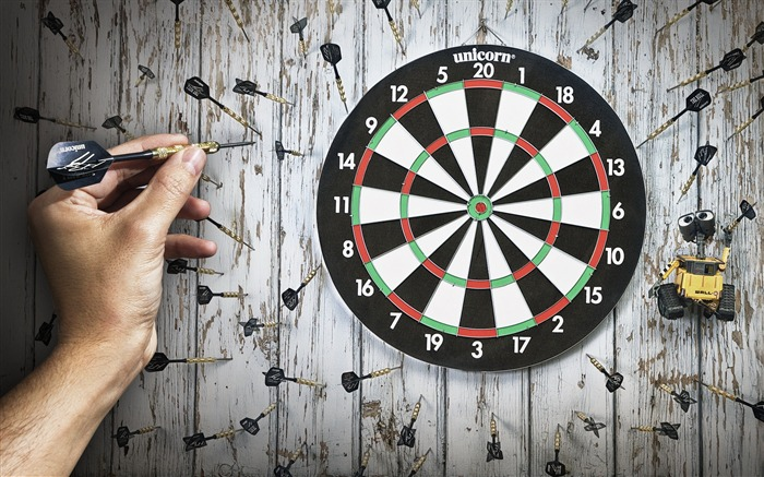 Darts-2013 Game HD Wallpaper Views:8237