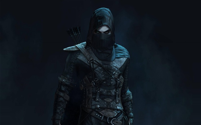 Garrett the master thief-2013 Game HD Wallpaper Views:4738
