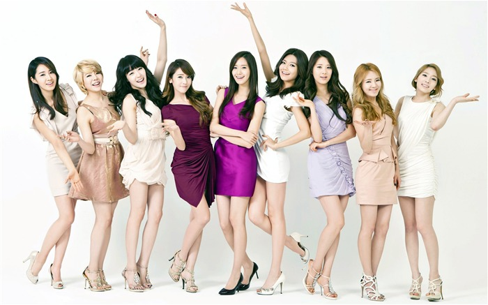 Girls Generation beauty girls photo Wallpaper Views:11744
