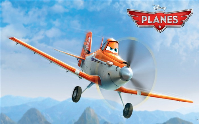 Planes 2013 Disney Movie HD Desktop Wallpaper Views:20229