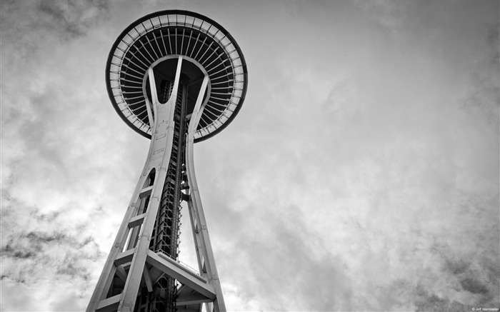 Seattle Space Needle-Windows themes wallpaper Views:8525 Date:7/6/2013 5:50:50 PM