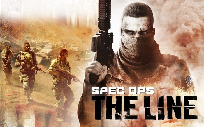 Spec ops The Line-2013 Game HD Wallpaper Views:2682