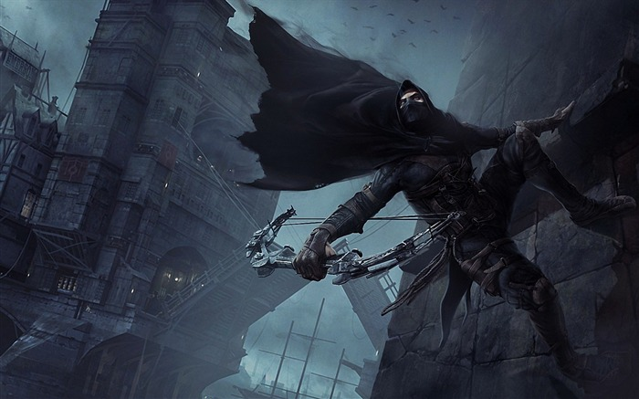 Thief 4-2013 Game HD Wallpaper Views:3581