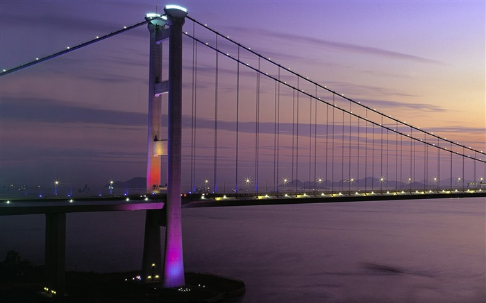 Tsing Ma Bridge in Hong Kong-Windows themes wallpaper Views:6348 Date:7/6/2013 5:42:22 PM