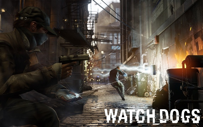 Watch Dogs 2013 Game HD Desktop Wallpaper 17 Views:1806