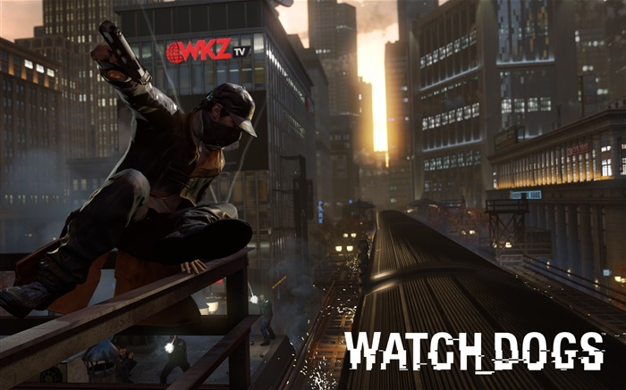 Watch Dogs 2013 Game HD Desktop Wallpaper 18 Views:1560
