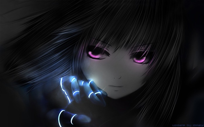 battle angel alita-Anime HD Wallpaper Views:3820
