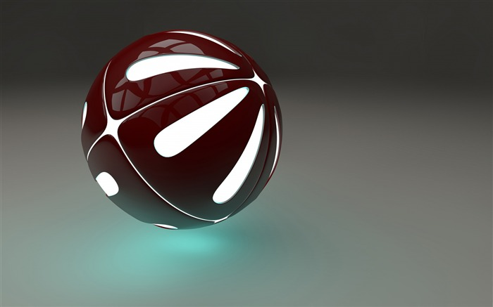 epic ball-Abstract design HD wallpaper Views:4840 Date:7/13/2013 12:29:41 PM
