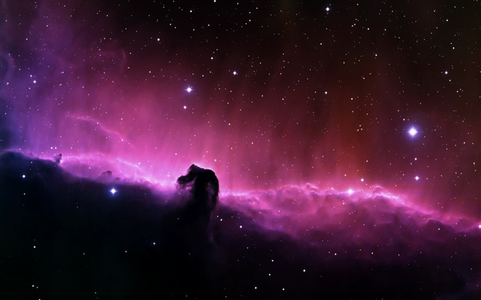 fog constellations lilac-Space Discovery HD Wallpaper Views:3254