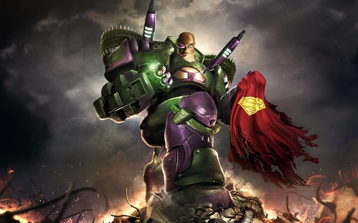 lex luthor-2013 Game HD Wallpaper Views:5163