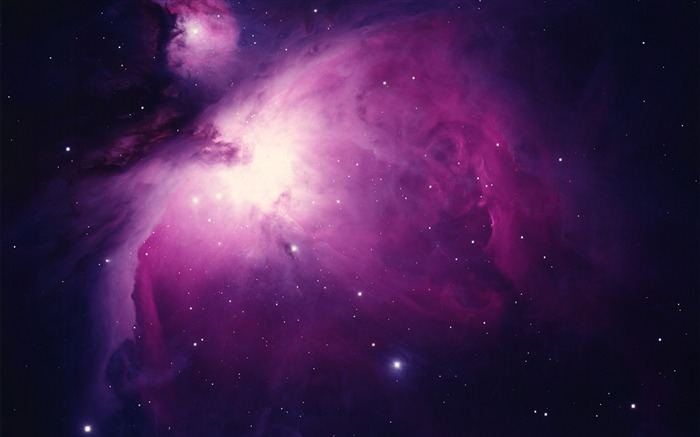 light stars lilac black energy-Space HD Wallpaper Views:7577