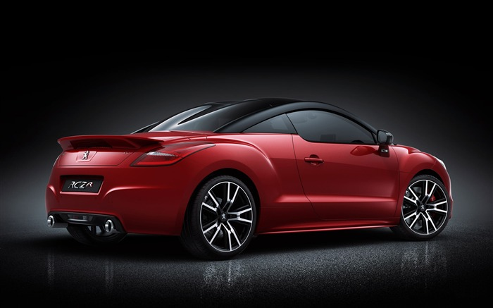 2014 Peugeot RCZ R Car HD Desktop Wallpaper 01 Views:4023