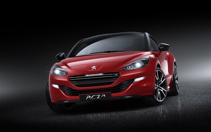 2014 Peugeot RCZ R Car HD Desktop Wallpaper 02 Views:3848