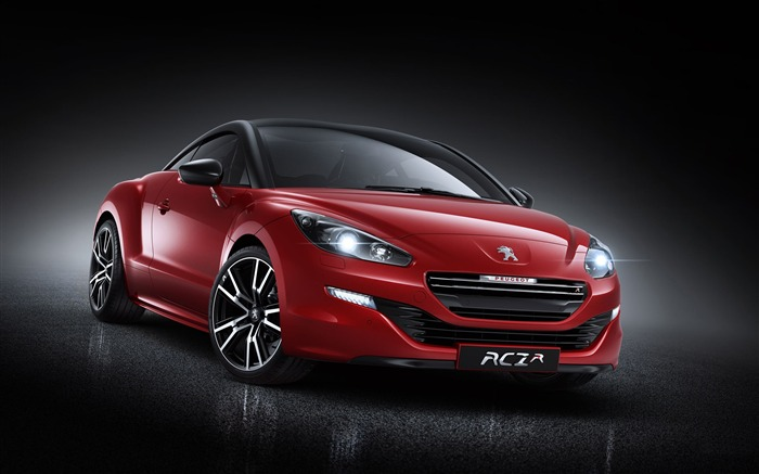 2014 Peugeot RCZ R Car HD Desktop Wallpaper Views:7858