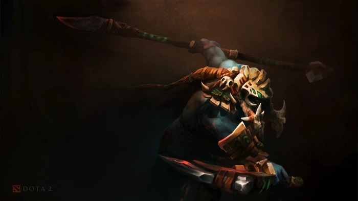 DOTA 2 Game HD desktop wallpaper 13 Views:2825