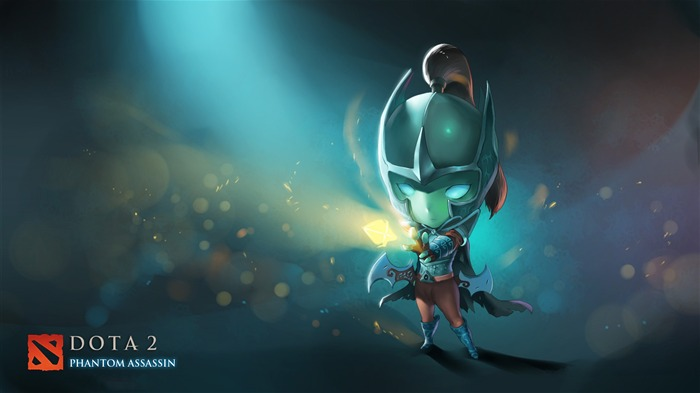 DOTA 2 Game HD desktop wallpaper 15 Views:3595